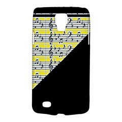 Note Abstract Paintwork Galaxy S4 Active