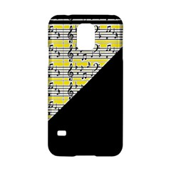 Note Abstract Paintwork Samsung Galaxy S5 Hardshell Case