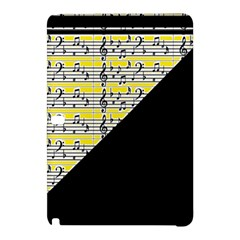 Note Abstract Paintwork Samsung Galaxy Tab Pro 10.1 Hardshell Case