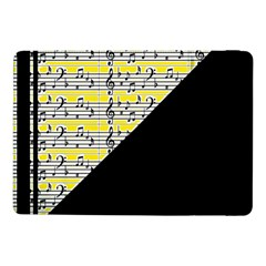 Note Abstract Paintwork Samsung Galaxy Tab Pro 10 1  Flip Case