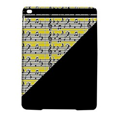 Note Abstract Paintwork Ipad Air 2 Hardshell Cases