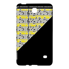 Note Abstract Paintwork Samsung Galaxy Tab 4 (8 ) Hardshell Case