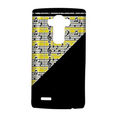 Note Abstract Paintwork LG G4 Hardshell Case