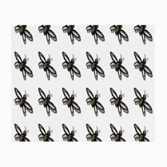 Insect Animals Pattern Small Glasses Cloth