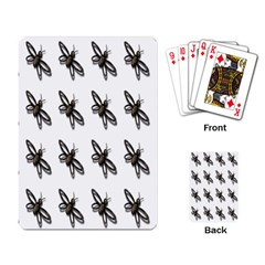 Insect Animals Pattern Playing Card