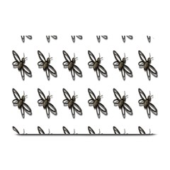Insect Animals Pattern Plate Mats