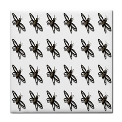 Insect Animals Pattern Face Towel