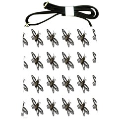 Insect Animals Pattern Shoulder Sling Bags
