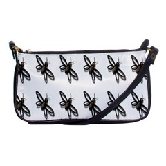 Insect Animals Pattern Shoulder Clutch Bags