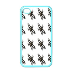 Insect Animals Pattern Apple iPhone 4 Case (Color)