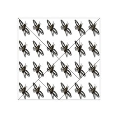 Insect Animals Pattern Acrylic Tangram Puzzle (4  X 4 )