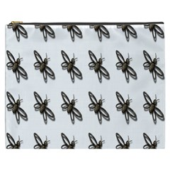 Insect Animals Pattern Cosmetic Bag (xxxl)