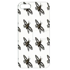 Insect Animals Pattern Apple iPhone 5 Hardshell Case with Stand