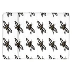 Insect Animals Pattern Samsung Galaxy Tab 8.9  P7300 Flip Case