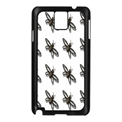 Insect Animals Pattern Samsung Galaxy Note 3 N9005 Case (black)