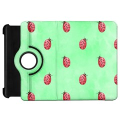 Pretty Background With A Ladybird Image Kindle Fire HD 7
