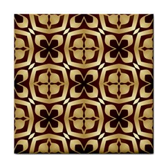Abstract Seamless Background Pattern Tile Coasters