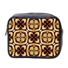 Abstract Seamless Background Pattern Mini Toiletries Bag 2-Side