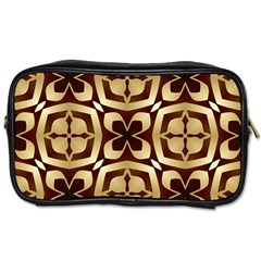Abstract Seamless Background Pattern Toiletries Bags 2-Side
