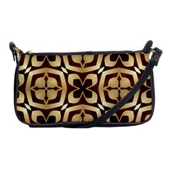 Abstract Seamless Background Pattern Shoulder Clutch Bags