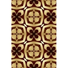 Abstract Seamless Background Pattern 5.5  x 8.5  Notebooks
