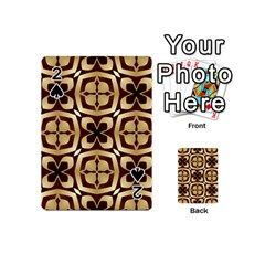Abstract Seamless Background Pattern Playing Cards 54 (mini)