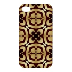 Abstract Seamless Background Pattern Apple iPhone 4/4S Hardshell Case