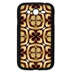 Abstract Seamless Background Pattern Samsung Galaxy Grand Duos I9082 Case (black)