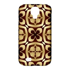 Abstract Seamless Background Pattern Samsung Galaxy S4 Classic Hardshell Case (PC+Silicone)