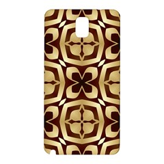 Abstract Seamless Background Pattern Samsung Galaxy Note 3 N9005 Hardshell Back Case