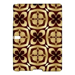 Abstract Seamless Background Pattern Samsung Galaxy Tab S (10.5 ) Hardshell Case