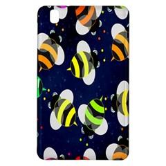 Bees Cartoon Bee Pattern Samsung Galaxy Tab Pro 8.4 Hardshell Case