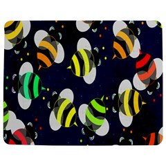 Bees Cartoon Bee Pattern Jigsaw Puzzle Photo Stand (Rectangular)
