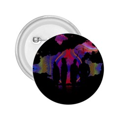 Abstract Surreal Sunset 2.25  Buttons
