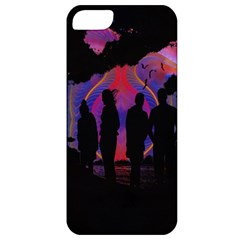 Abstract Surreal Sunset Apple Iphone 5 Classic Hardshell Case