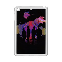 Abstract Surreal Sunset iPad Mini 2 Enamel Coated Cases