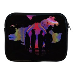Abstract Surreal Sunset Apple Ipad 2/3/4 Zipper Cases