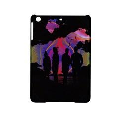 Abstract Surreal Sunset iPad Mini 2 Hardshell Cases