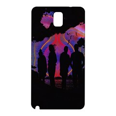 Abstract Surreal Sunset Samsung Galaxy Note 3 N9005 Hardshell Back Case