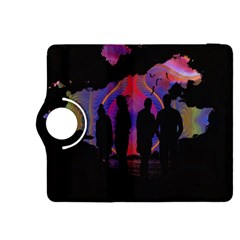 Abstract Surreal Sunset Kindle Fire Hdx 8 9  Flip 360 Case