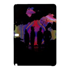 Abstract Surreal Sunset Samsung Galaxy Tab Pro 10 1 Hardshell Case