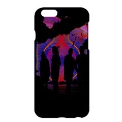 Abstract Surreal Sunset Apple Iphone 6 Plus/6s Plus Hardshell Case