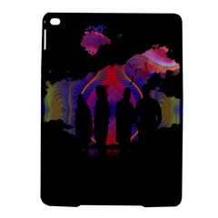 Abstract Surreal Sunset iPad Air 2 Hardshell Cases