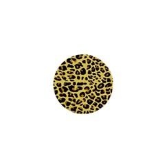 A Jaguar Fur Pattern 1  Mini Magnets