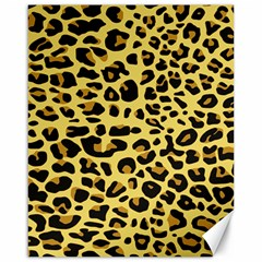 A Jaguar Fur Pattern Canvas 16  X 20