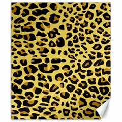 A Jaguar Fur Pattern Canvas 20  x 24