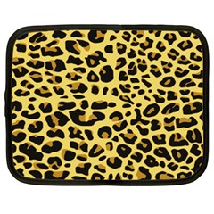 A Jaguar Fur Pattern Netbook Case (xxl)
