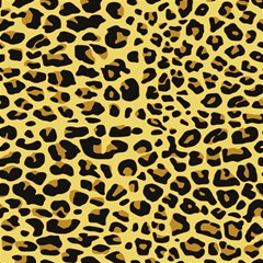 A Jaguar Fur Pattern Magic Photo Cubes