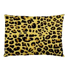 A Jaguar Fur Pattern Pillow Case (Two Sides)