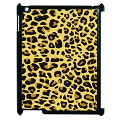 A Jaguar Fur Pattern Apple iPad 2 Case (Black)